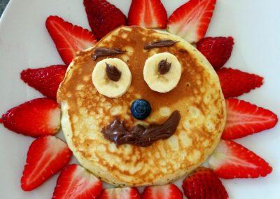 Ožbej Vesel 1.a - zdrav zajtrk